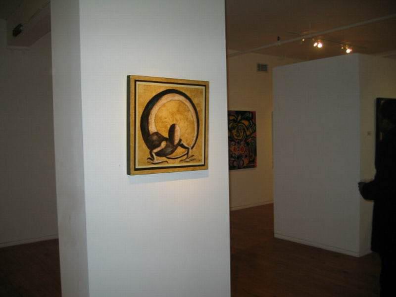 Expostion New York agora gallery HD Henri Desclez